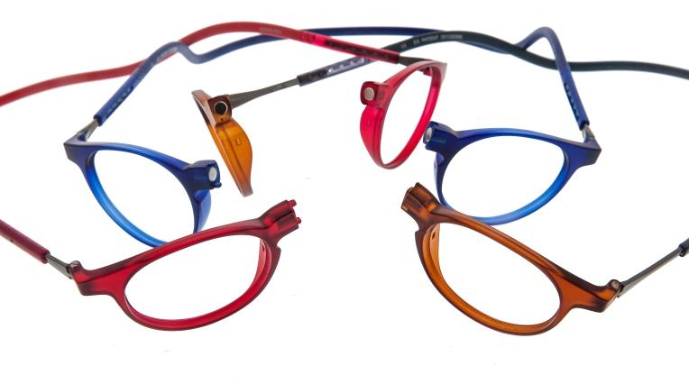 Slastik Soho lasit magneetilla ja säädettävällä pehmeällä kaarella