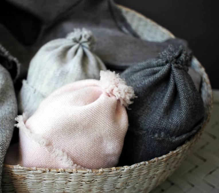 Knitworks pipot ja kaulaliinat